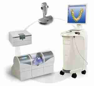CEREC Same Day Crowns Los Gatos